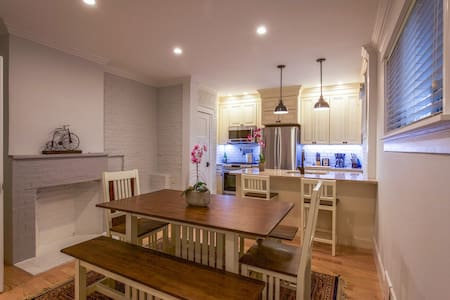 3 BR|2.5 BA Renovated Home w/Parking Top Location