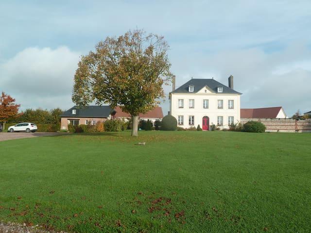 Fauville-en-Caux的民宿