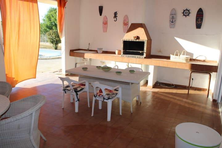 Chozas de Canales的民宿