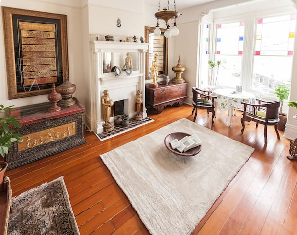 Beautiful Victorian Bedroom in Mission