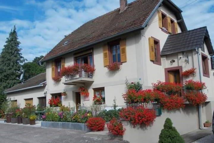 Éguelshardt的民宿