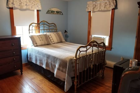 Comfortable Room in our Family Home on Nantucket