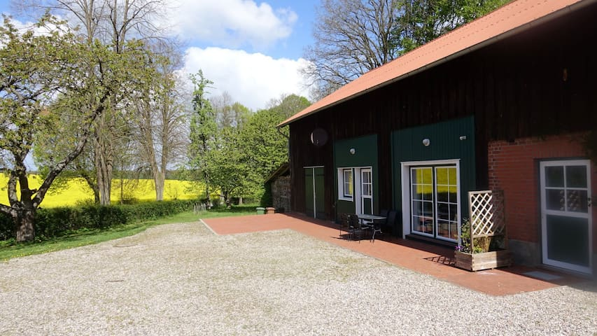 Högsdorf的民宿