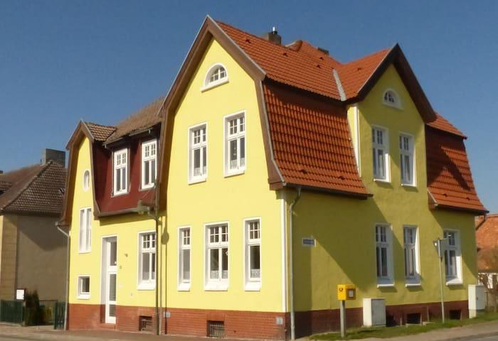 Gützkow的民宿
