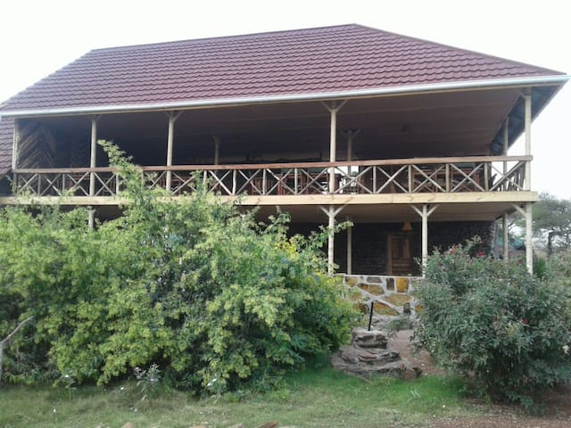 Best accommodation while in Serengeti
