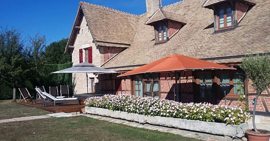 Saint-Loup-de-Varennes的民宿