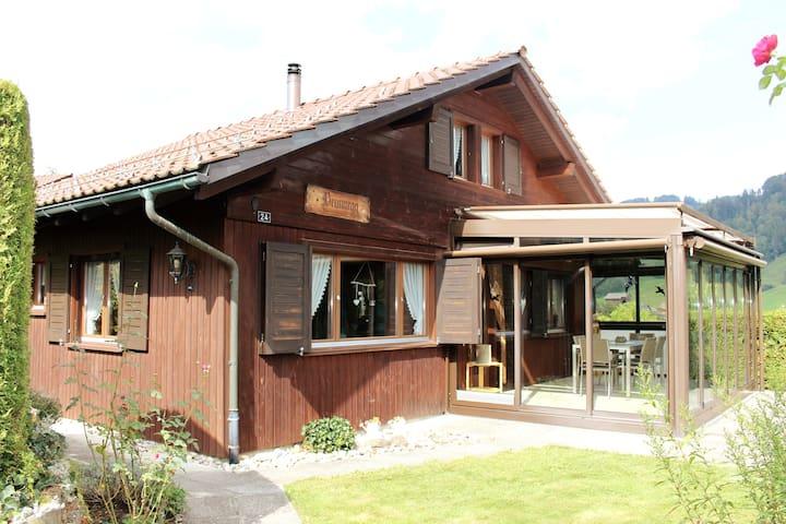 Nesslau-Krummenau的民宿