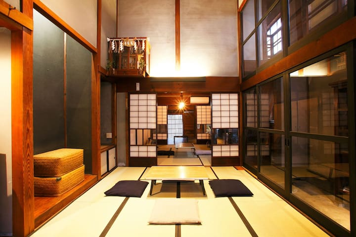 Sanjō-shi的民宿