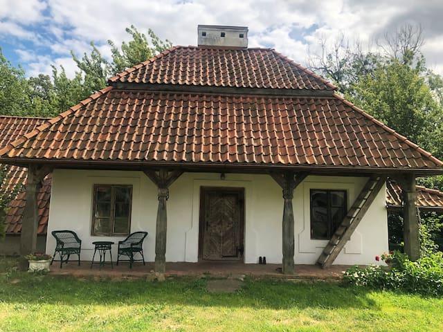 Stary Łuszczewek的民宿