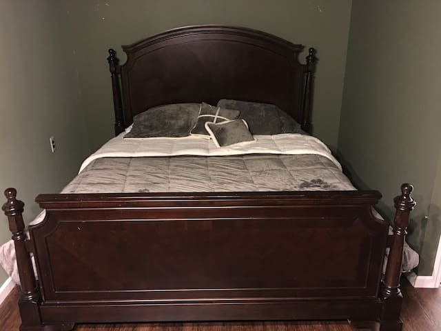 Private Room & FullBath in FamilyHome near Philly