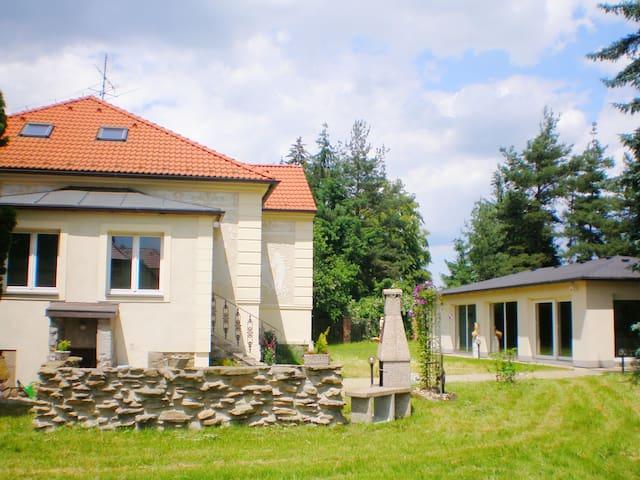 Planá nad Lužnicí的民宿