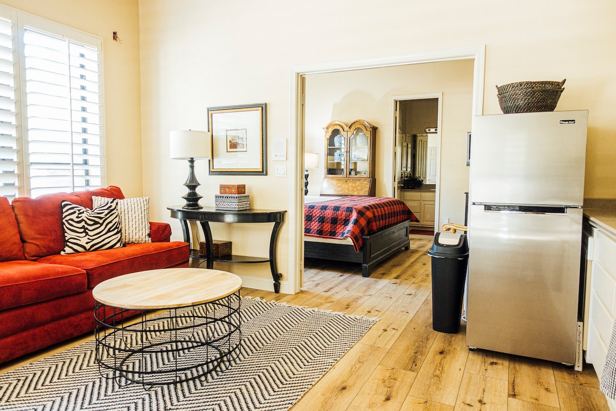 Private Guest Suite in Gated Community