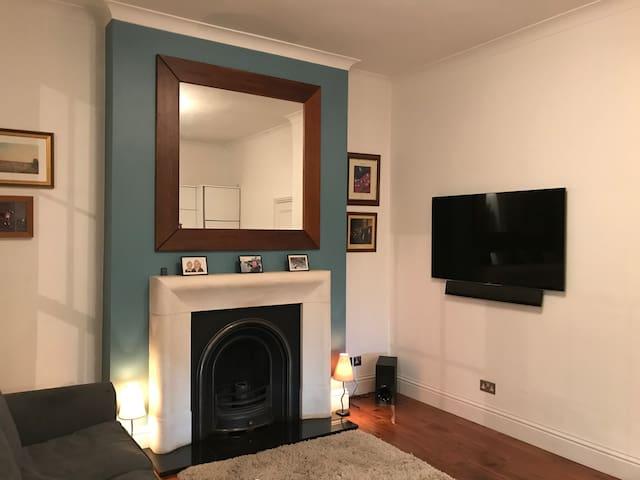 伦敦的民宿