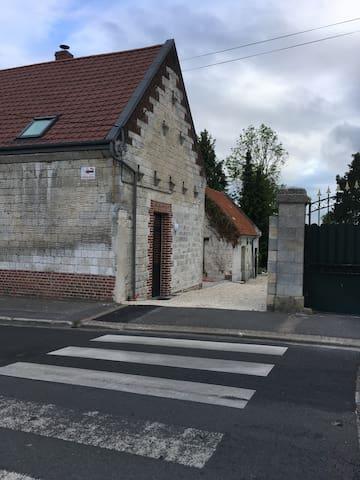 Anzin-Saint-Aubin的民宿