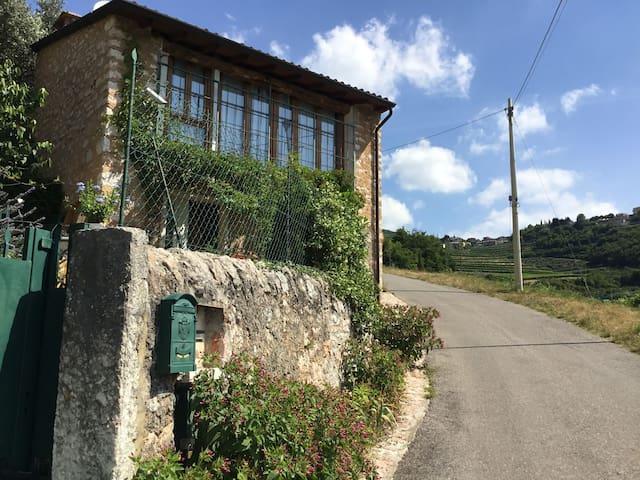 Sant'Ambrogio di Valpolicella的民宿
