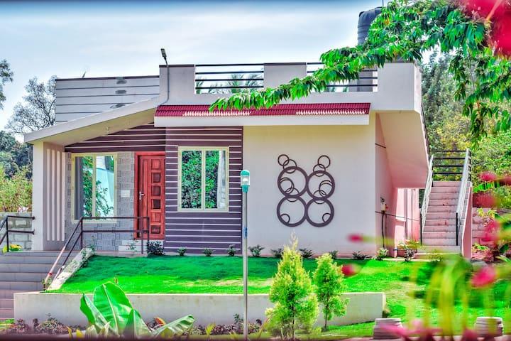 Sri Sai Vethathiri holiday cottage