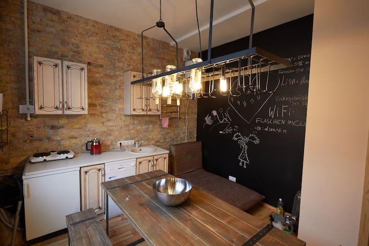 Fancy Appartment in the heart of Kiew