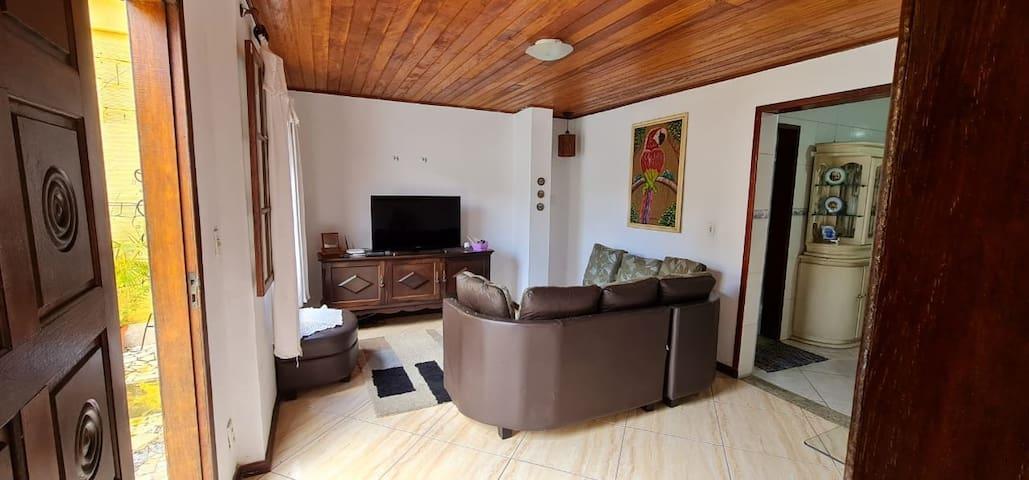 Morro Da Queimada的民宿