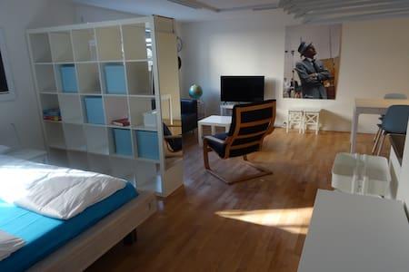 Cozy & convenient Studio  in❤️ of Bernese Oberland