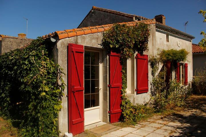 Gourgé的民宿