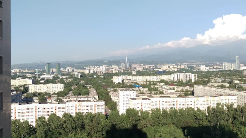 Almaty Region的民宿