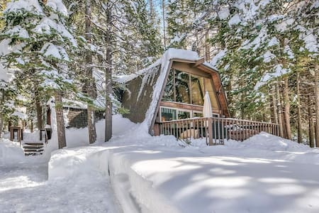 Tahoe Cabin in the Trees