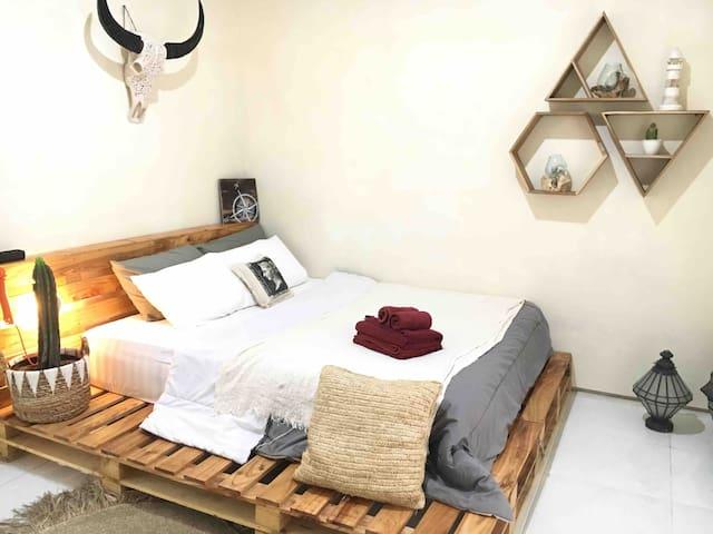 Cozy Studio in the Heart of Umalas - Hidden Gem