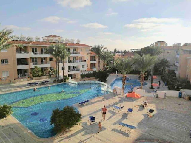 Paphos的民宿