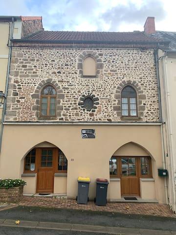 Néris-les-Bains的民宿