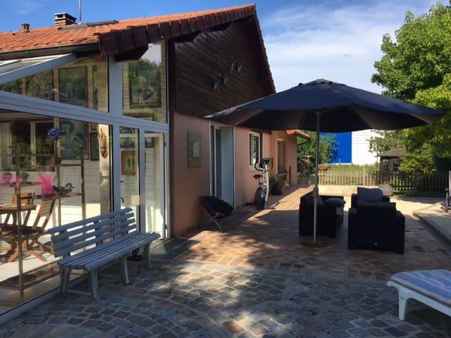 Pontault-Combault的民宿
