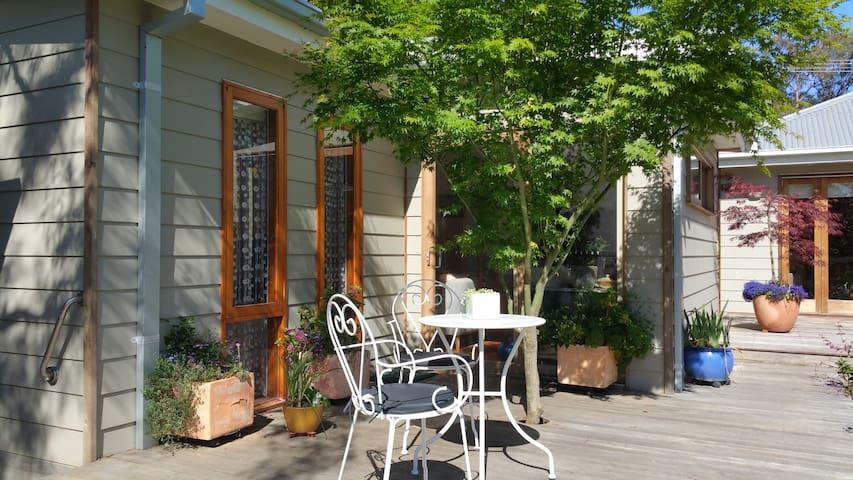 Quiet Garden Studio in heart of Cowes