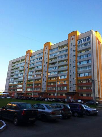 Smolensk的民宿
