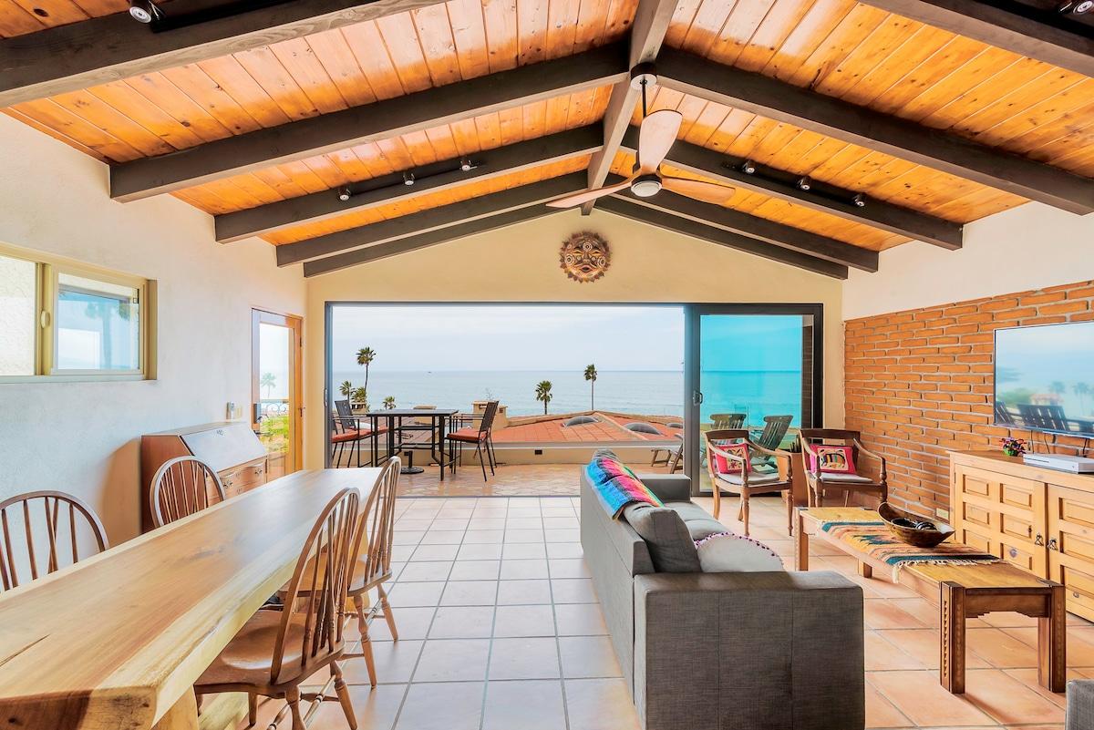 Modern Casita with Whitewater Views - Las Gaviotas