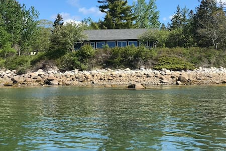 Secluded Shore Cottage