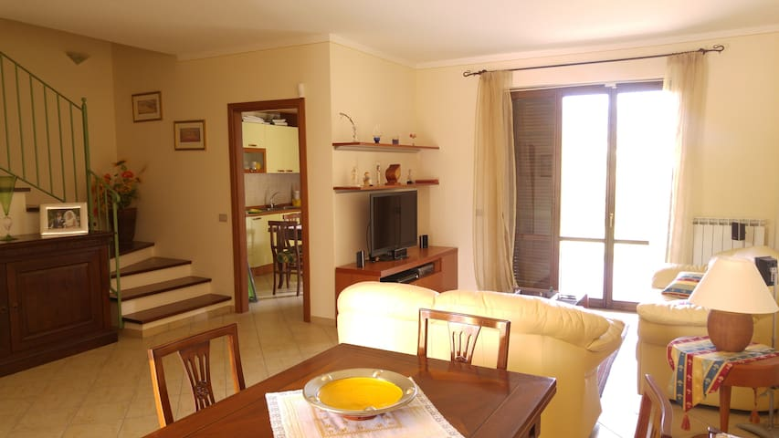 斯波莱托的民宿