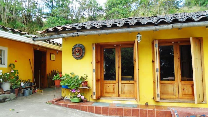 Tulcán的民宿