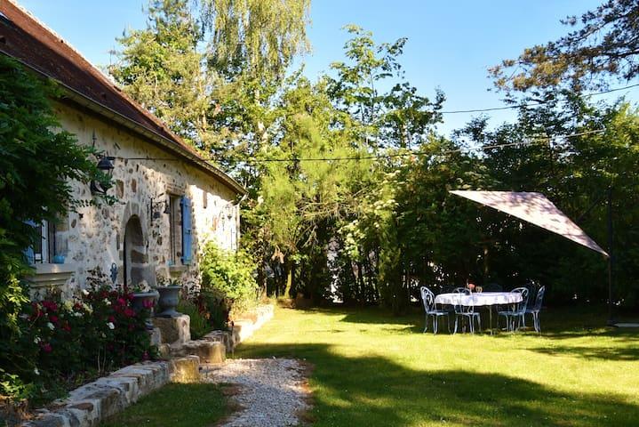Bouchy-Saint-Genest的民宿