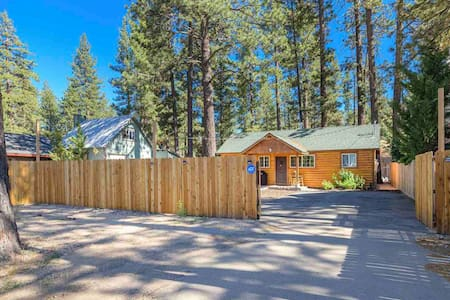 Whispering Pines |Pets OK| Hot Tub| Fire pit