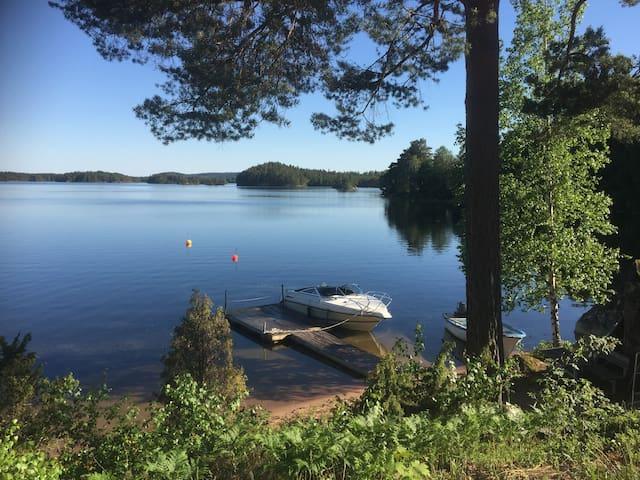 Svärdsvik的民宿
