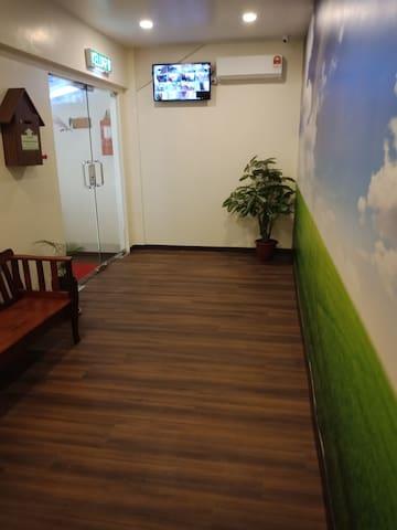 瓜拉雪兰莪的民宿
