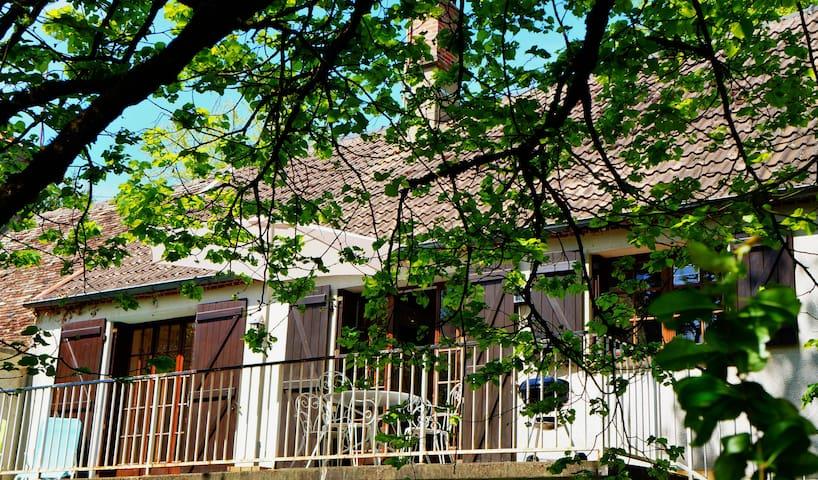 Saint-Amand-en-Puisaye的民宿