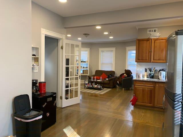 A Private Room In Boston Area.