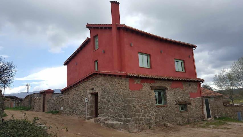 La Iglesuela del Tiétar的民宿