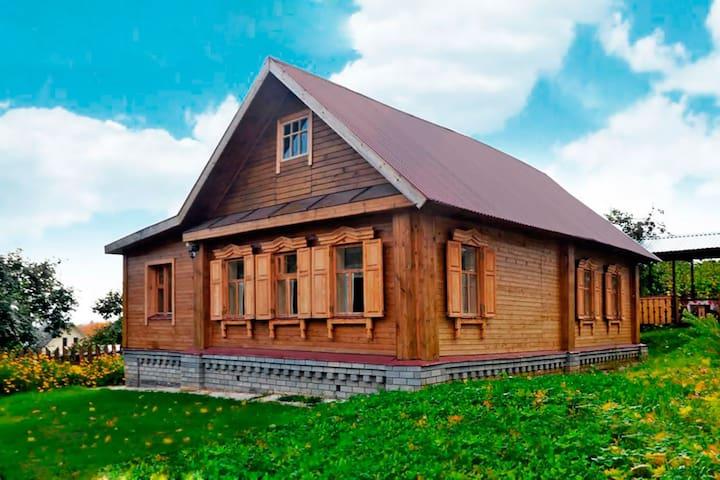 Gorokhovets的民宿
