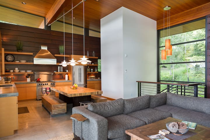 Spectacular Lake Front Home with Best Views in CDA