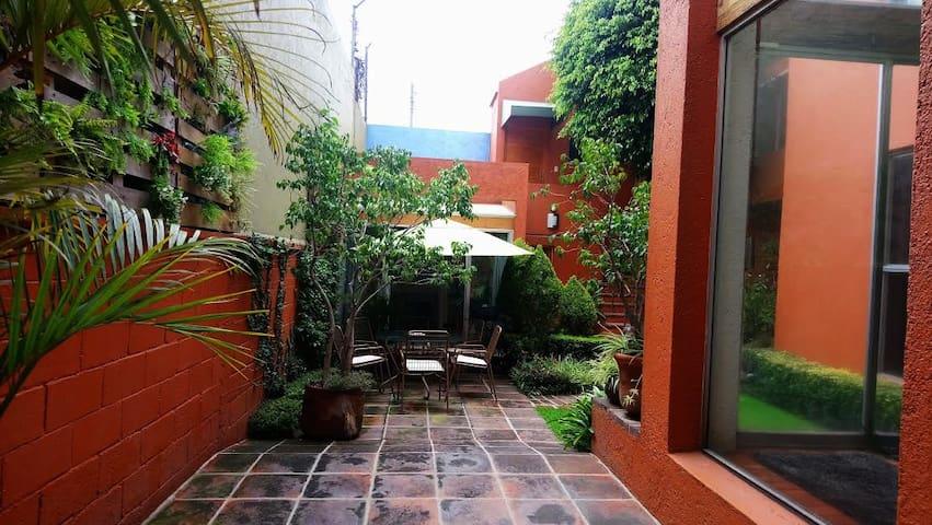 Naucalpan de Juárez的民宿