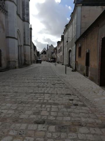 Châtillon-Coligny的民宿