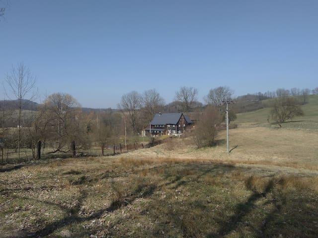 Česká Kamenice的民宿
