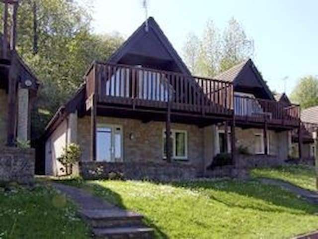 50 Valley Lodge on lovely quiet park in Cornwall