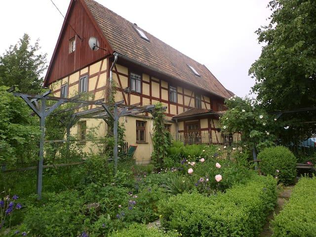 04703 Leisnig的民宿